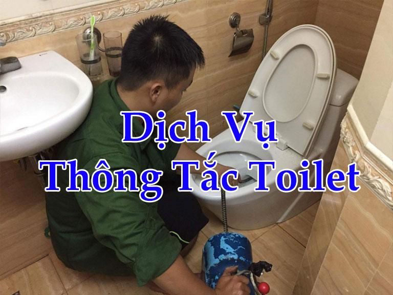 Thông Tắc Toilet